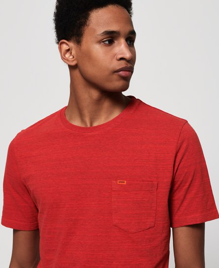 Superdry T-shirt manches courtes à poche Dry Originals