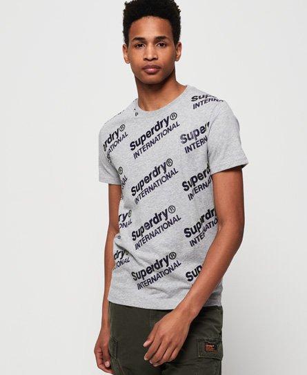 Superdry T-shirt imprimé International