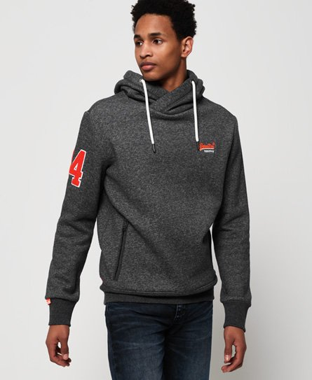 Superdry Orange Label Field Hoodie