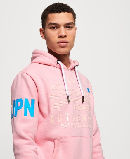 Superdry Sweat à capuche pastel Vintage Authentic