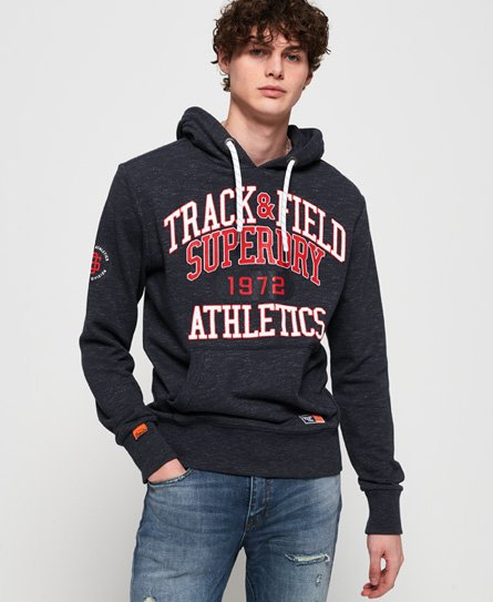 Superdry Sweat à capuche léger Track & Field  thumbnail 1