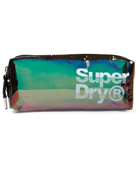 Superdry Super Jelly Pencil Case