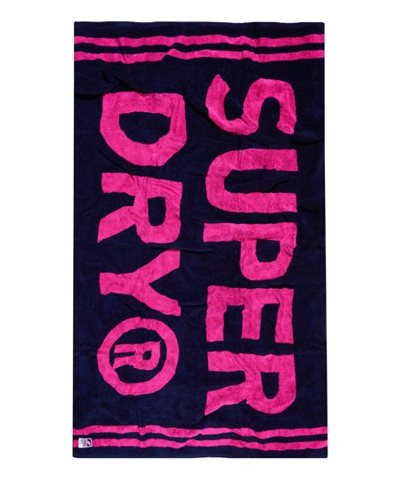 Superdry Telo mare a righe