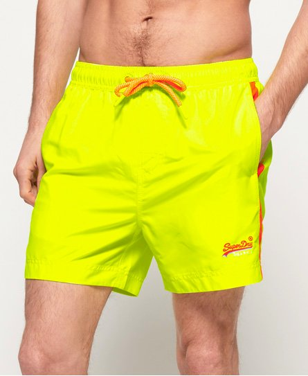 Superdry Short de bain Beach Volley