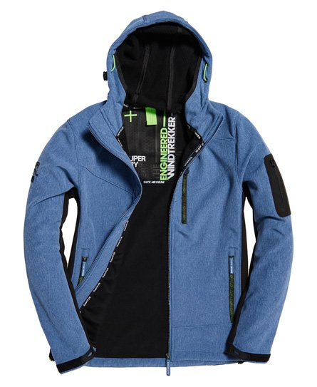 Superdry Hooded Paralex SD-Windtrekker Jacket