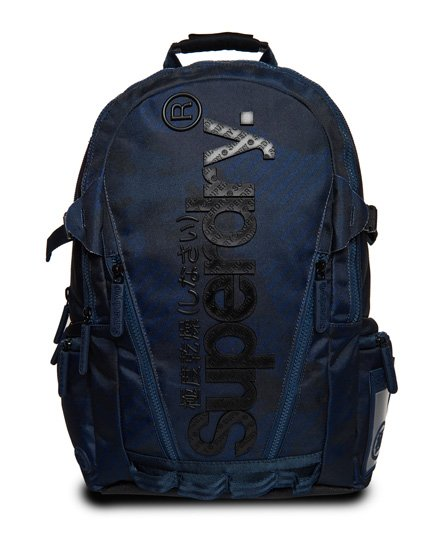 Camo Logo Tarp Backpack148870
