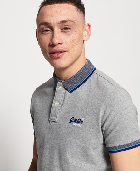 Superdry Sunrise Cali Pique Polo Shirt