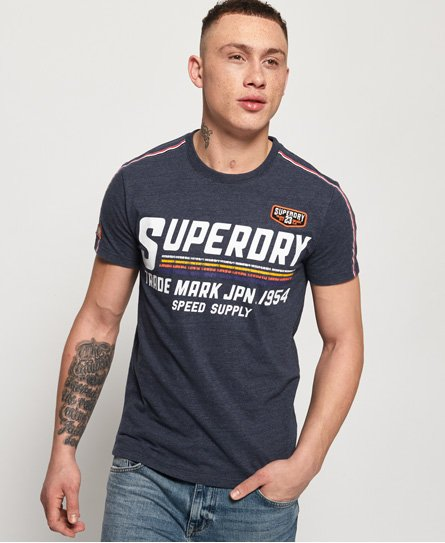 Superdry T-shirt Custom Classic