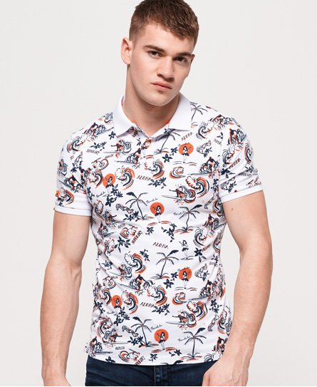 Superdry City Surf Polo Shirt thumbnail 1