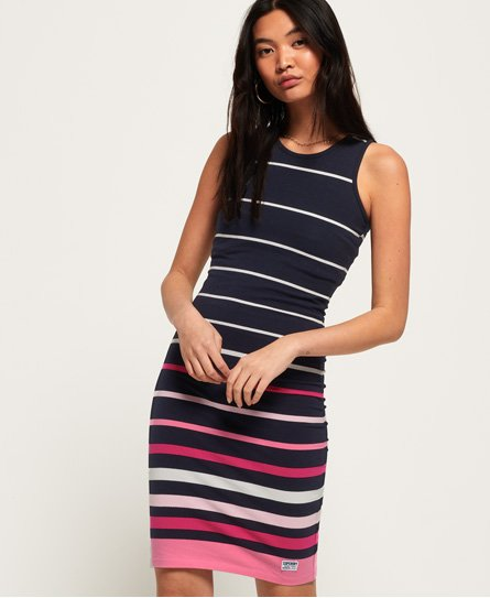 db2afcfd2ef Stripe Midi Dress150044. Stripe Midi Dress