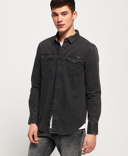 Superdry Resurrection Long Sleeve Shirt