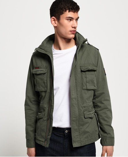 Classic Rookie Pocket Jacket147224