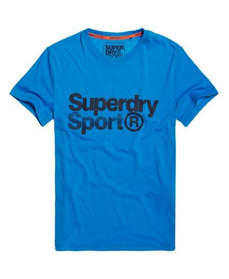 Superdry Camiseta con gráfico Core Sport