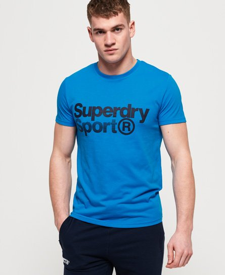 Superdry Core Sport T-Shirt mit Grafik