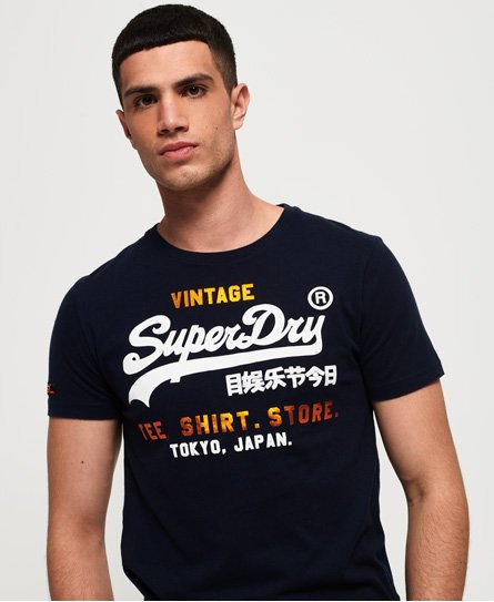 Superdry T-shirt Shirt Shop