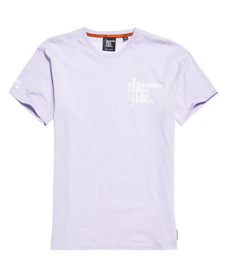 Superdry Black Label Edition T-shirt