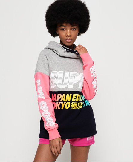 Superdry Sweat à capuche Japan Edition