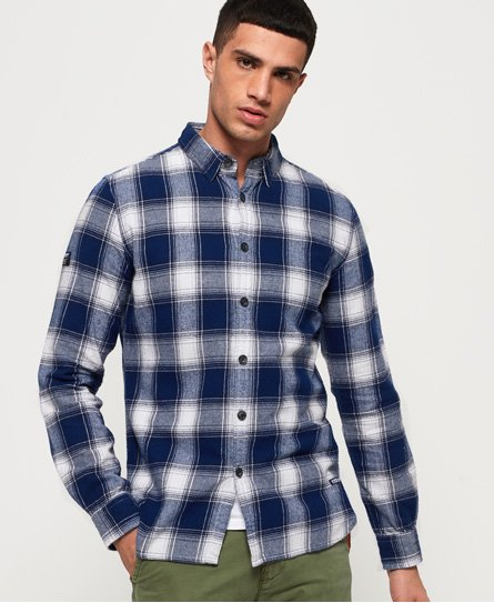 Superdry Chemise Engineered Rookie