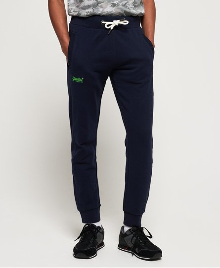 Superdry Pantalon de survêtement léger Orange Label