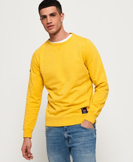 Superdry Dry Originals Sweatshirt mit Rundhalsausschnitt