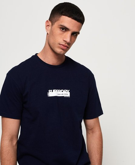 Superdry T-Shirt della linea Black Label