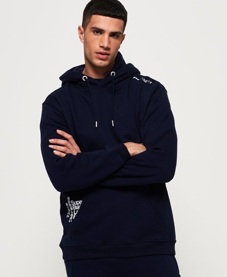 Superdry Black Label Edition Hoodie