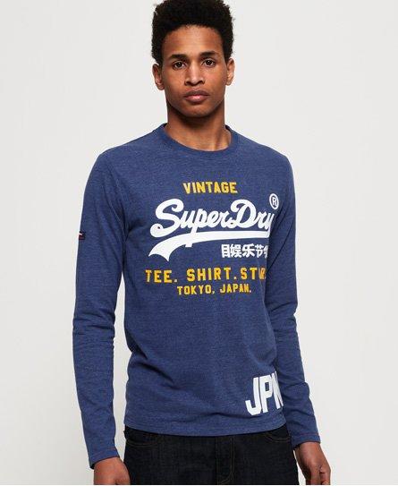 Superdry T-shirt à manches longues Shirt Shop Duo