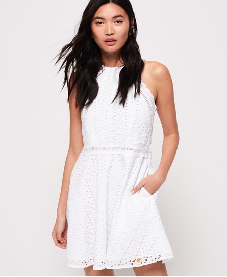 Superdry Teagan Halter Dress
