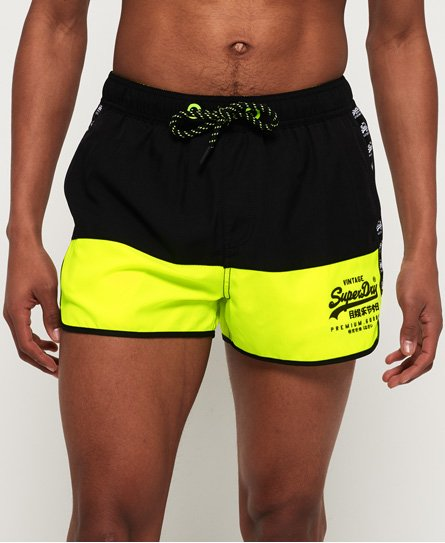 Superdry Marine Racer Swim Shorts