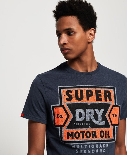 Superdry T-shirt classica Heritage