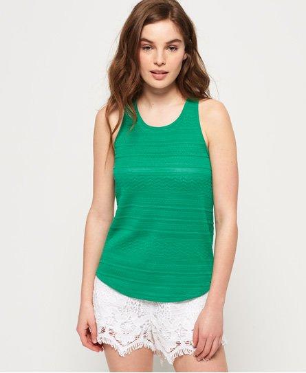 Leya Textured Vest Top