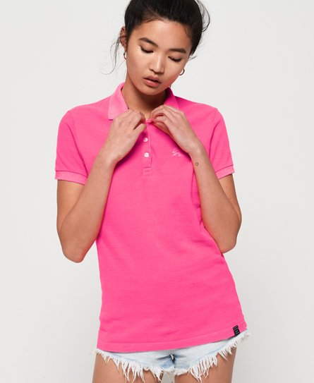 Superdry Polo in cotone