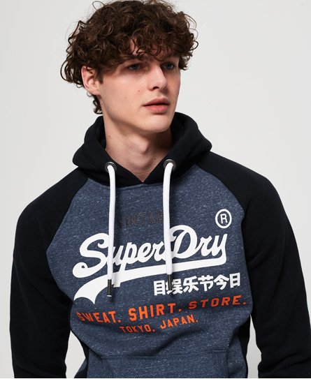 Superdry Sweat à capuche à manches raglan Sweat Shirt Store