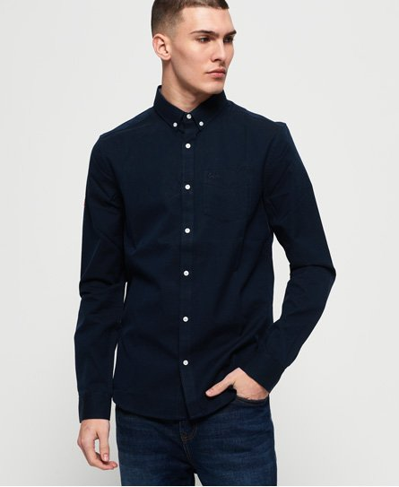 Superdry Camisa Premium University Oxford