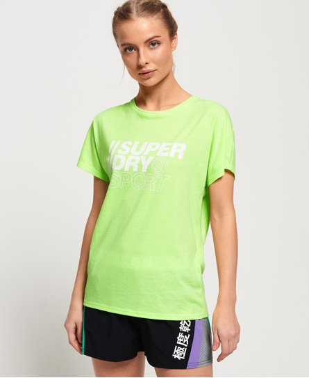 Superdry Core Sport Graphic T-shirt