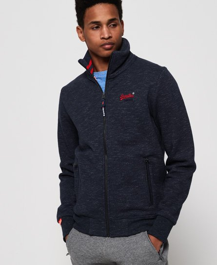 Superdry Chaqueta de deporte Orange Label