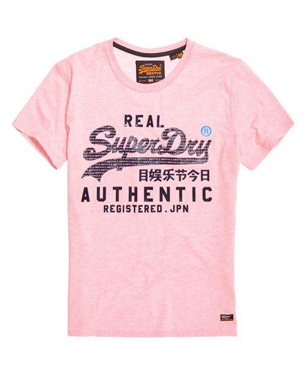 Superdry Vintage Authentic Pastel Lite T-shirt