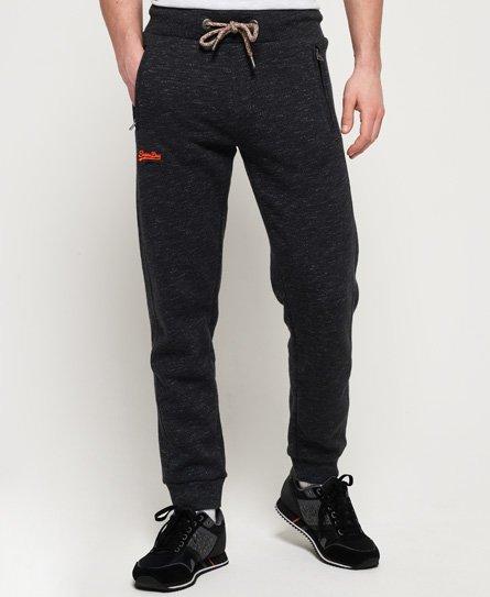 Superdry Pantalon de survêtement Orange Label Cali