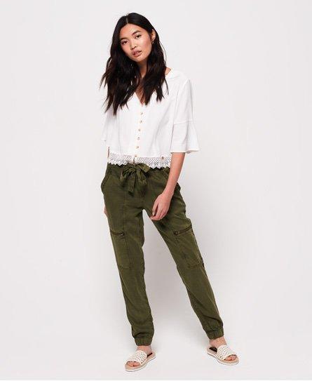 Superdry Pantalon Lace Rookie