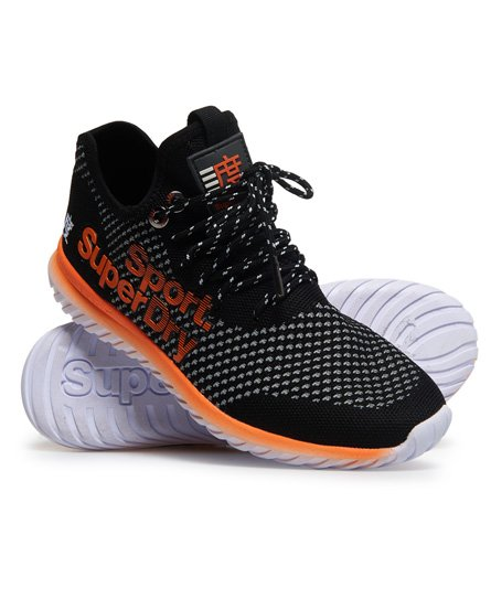 Super Freesprint Weave Trainers115839