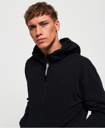 Superdry Sweat à capuche zippé Core Sport