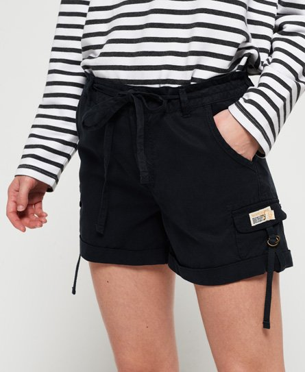 Superdry Short cargo Tencel thumbnail 1