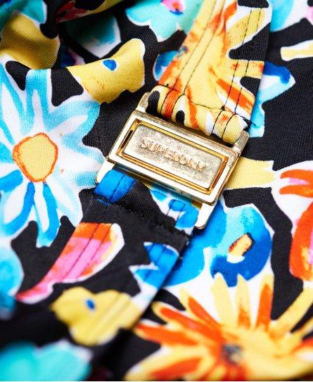 Badpak Met Cut Out.Superdry Saisie Cut Out Badpak Zwemkleding Voor Dames