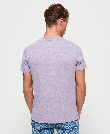 Ανδρικά - T-Shirt Orange Label Vintage από Βιολογικό Βαμβάκι σε λιλά ... 22482014248