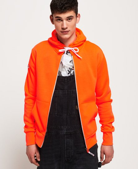 Superdry LA Athletics Kapuzenjacke