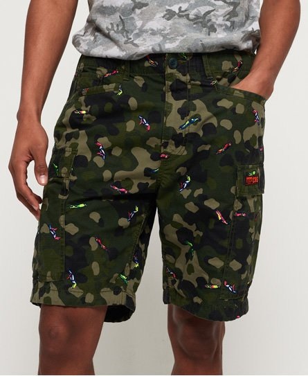Superdry Short cargo Parachute Rookie Edition