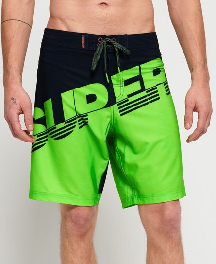 Superdry Short de surf Hydro