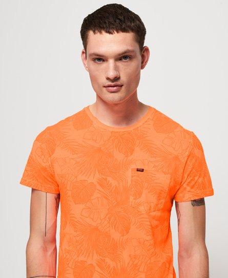 Superdry T-shirt géométrique Whistler