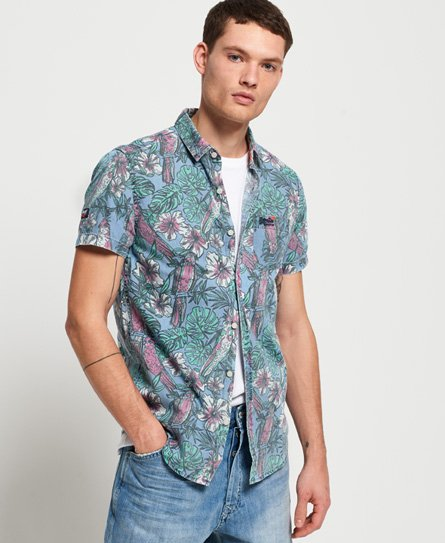 Superdry Miami Loom Hemd