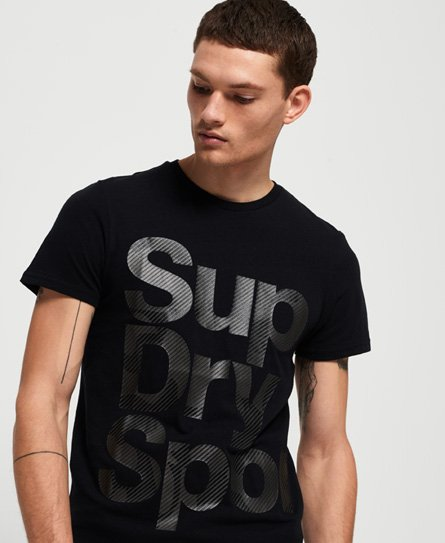 Superdry T-shirt camouflage Combat